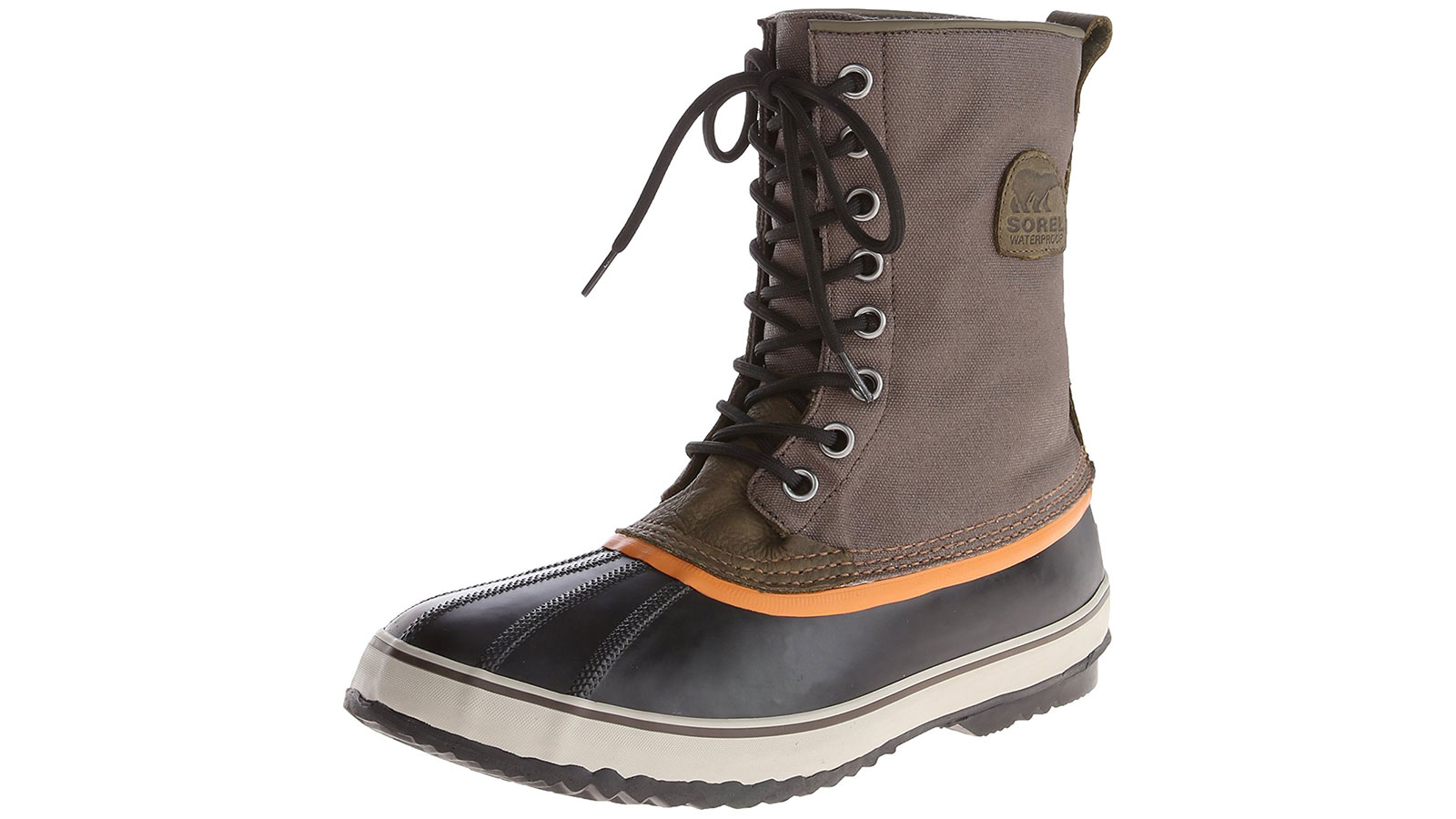 Sorel 1964 Premium CVS Men's Waterproof Boot | the best men's waterproof boots