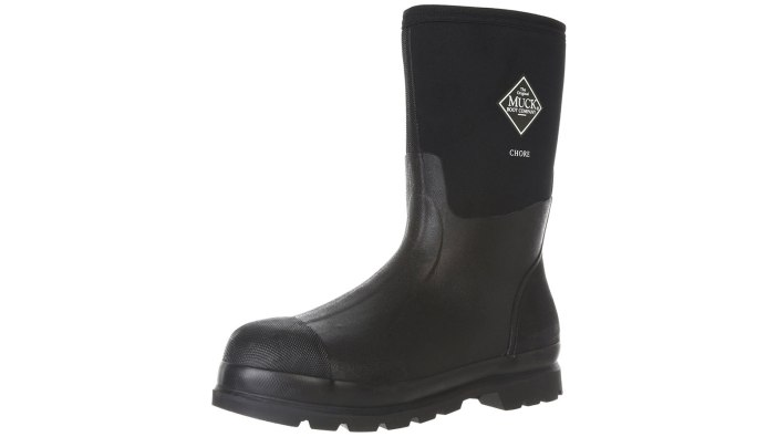 The Original MuckBoots Adult Chore Mid Men's Rain Boot | the best men's rain boots