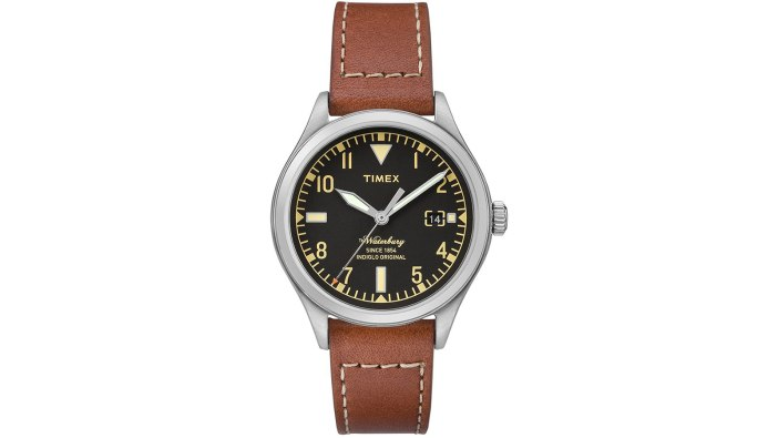 Timex x Red Wing Heritage Watch | the best men's watches under $200