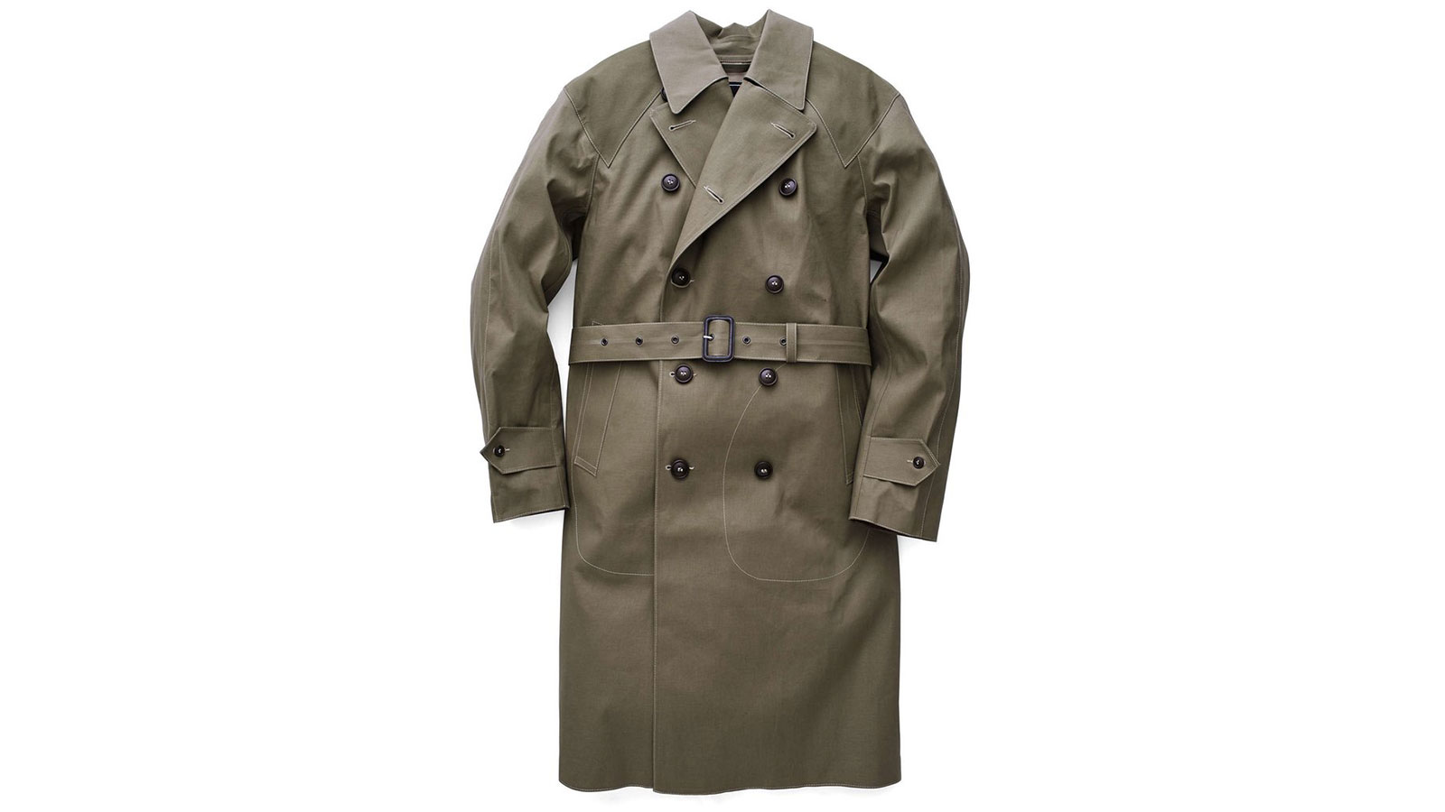 69c7b517a 15 of the Best Trench Coats For Men That You Can Dress Up or Down