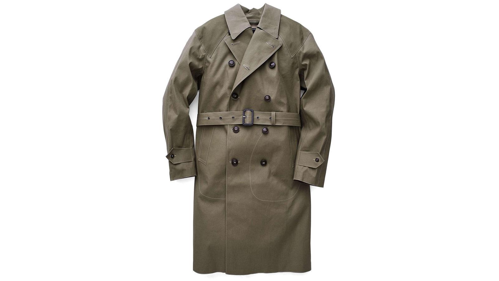 Todd Snyder Men's Trench Coats | The Best Men's Trench Coats