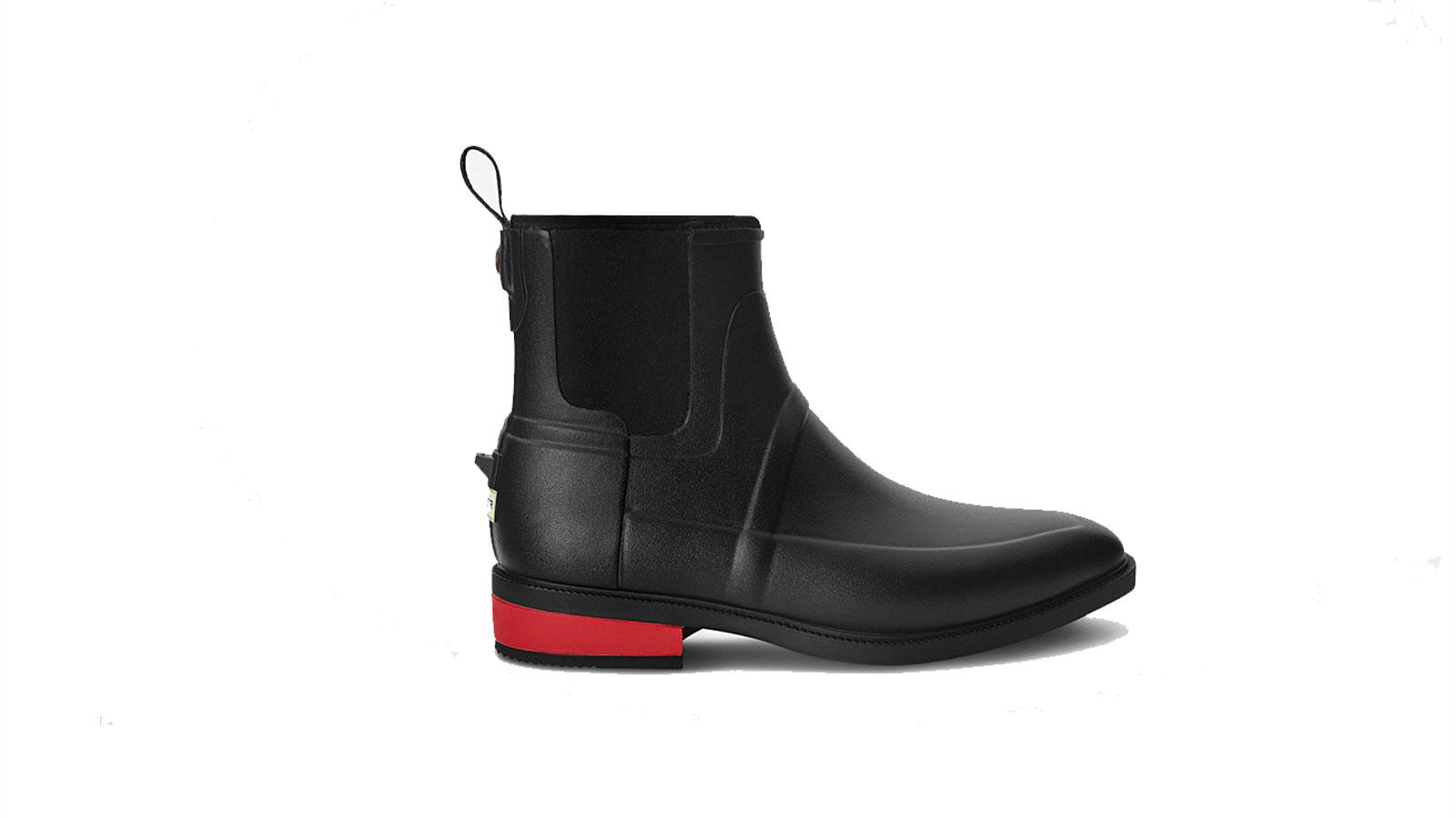Wellesley Rubber Jodhpur Men's Waterproof Boot by Hunter | the best men's waterproof boots