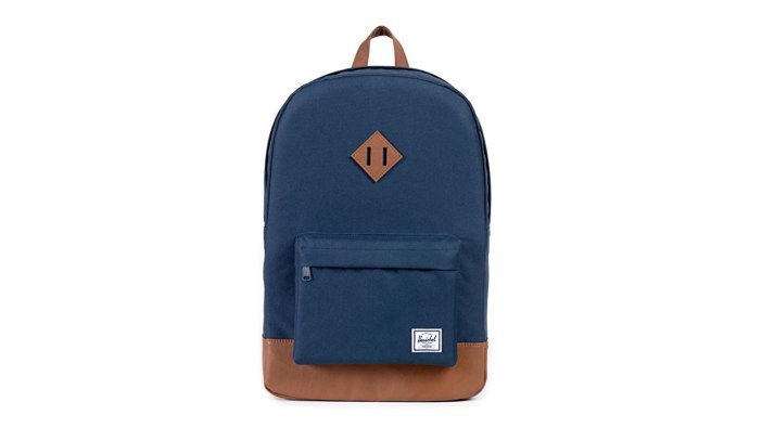 >Herschel Supply Heritage Backpack   best men's backpacks