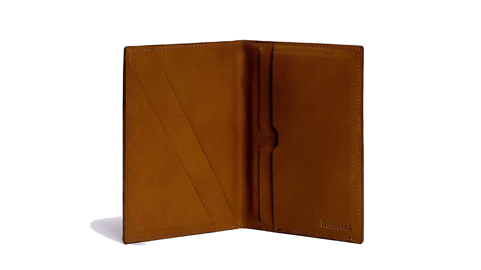 Miansai Modern Passport Wallet   best passport holders for men