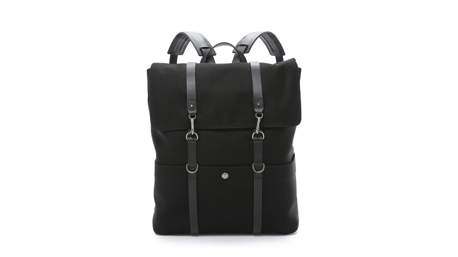 Mismo Backpack Black | best men's backpacks