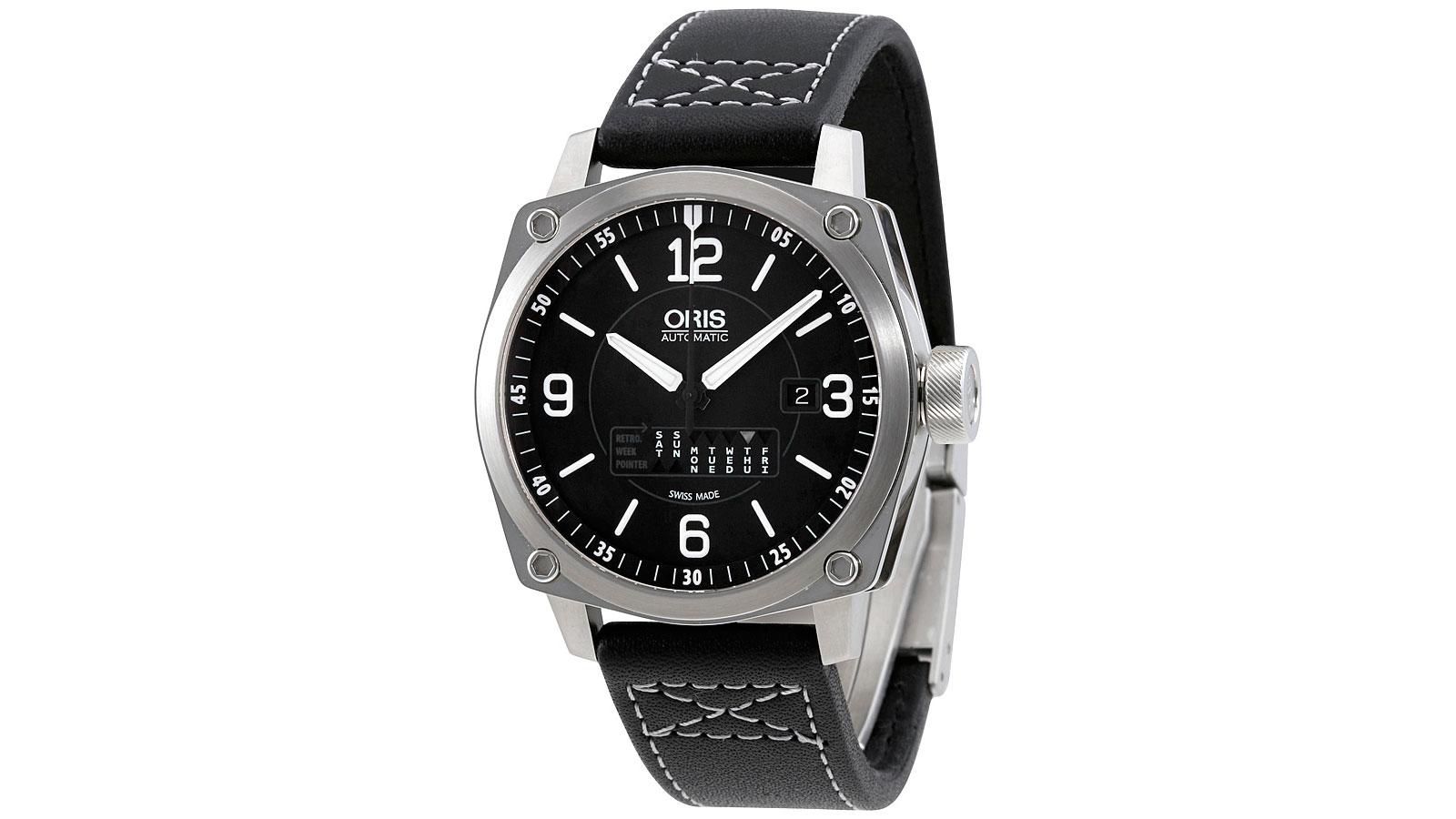Oris BC4 Retrograde Day Automatic Men's Watch   best men's watches under $1000