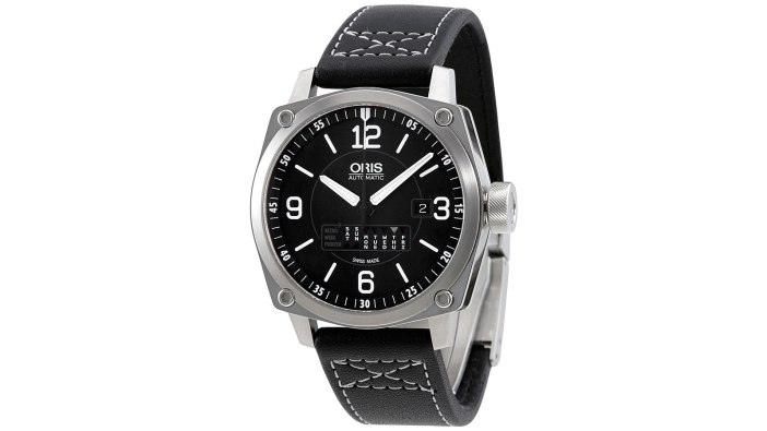 Oris BC4 Retrograde Day Automatic Men's Watch | best men's watches under $1000