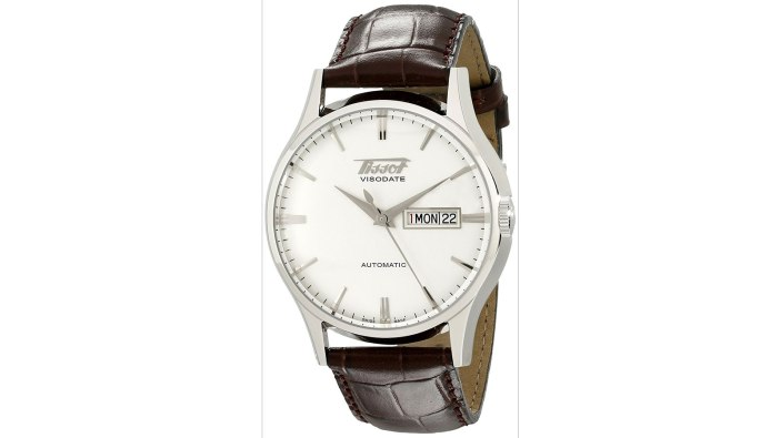Tissot Heritage Visodate Men's Watch | best men's watches under $500