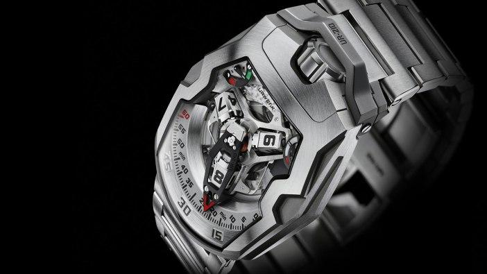 Urwerk UR-210 Men's Watch | futuristic watches for men