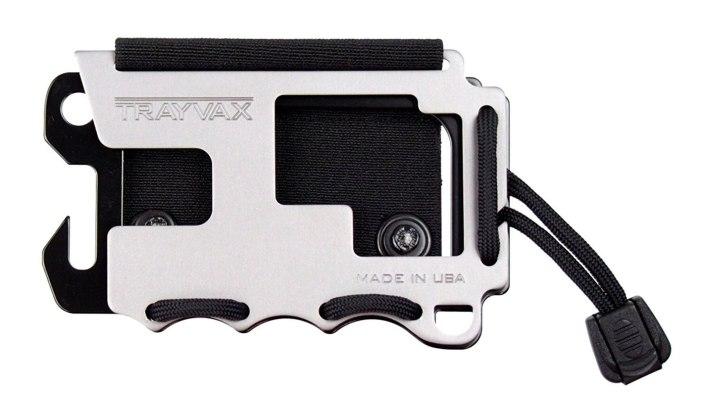 Trayvax Original Metal Wallet   best metal wallet