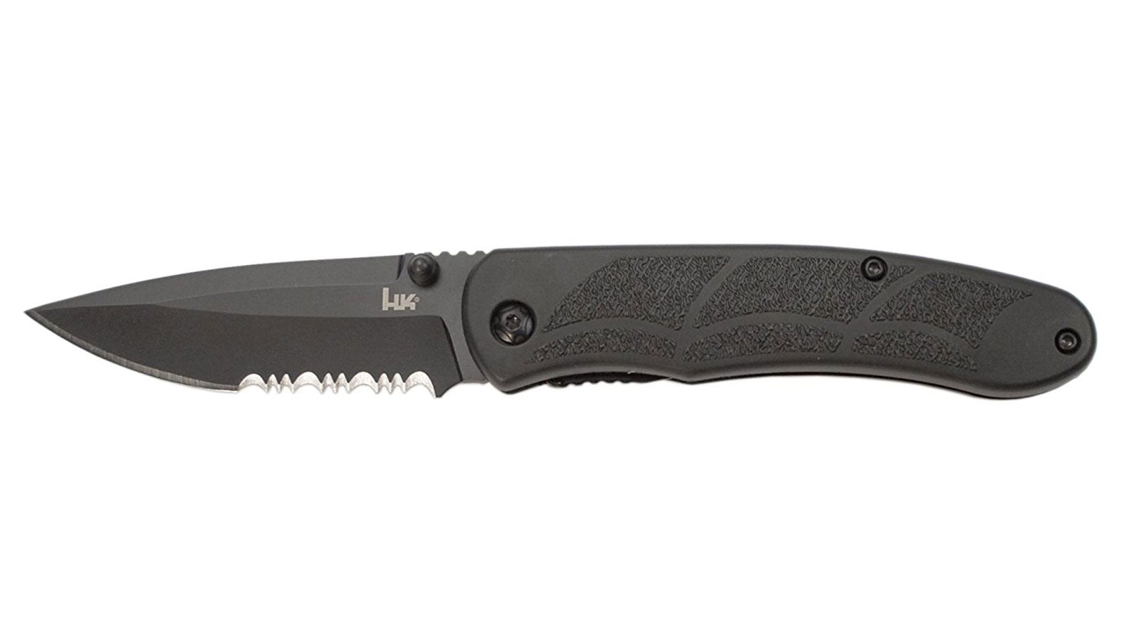 HK P 30 Assisted Open Tactical Folding Knife