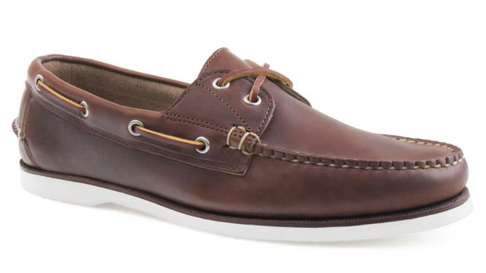 Eastland Men's Freeport Boat Shoe   best mens boat shoes
