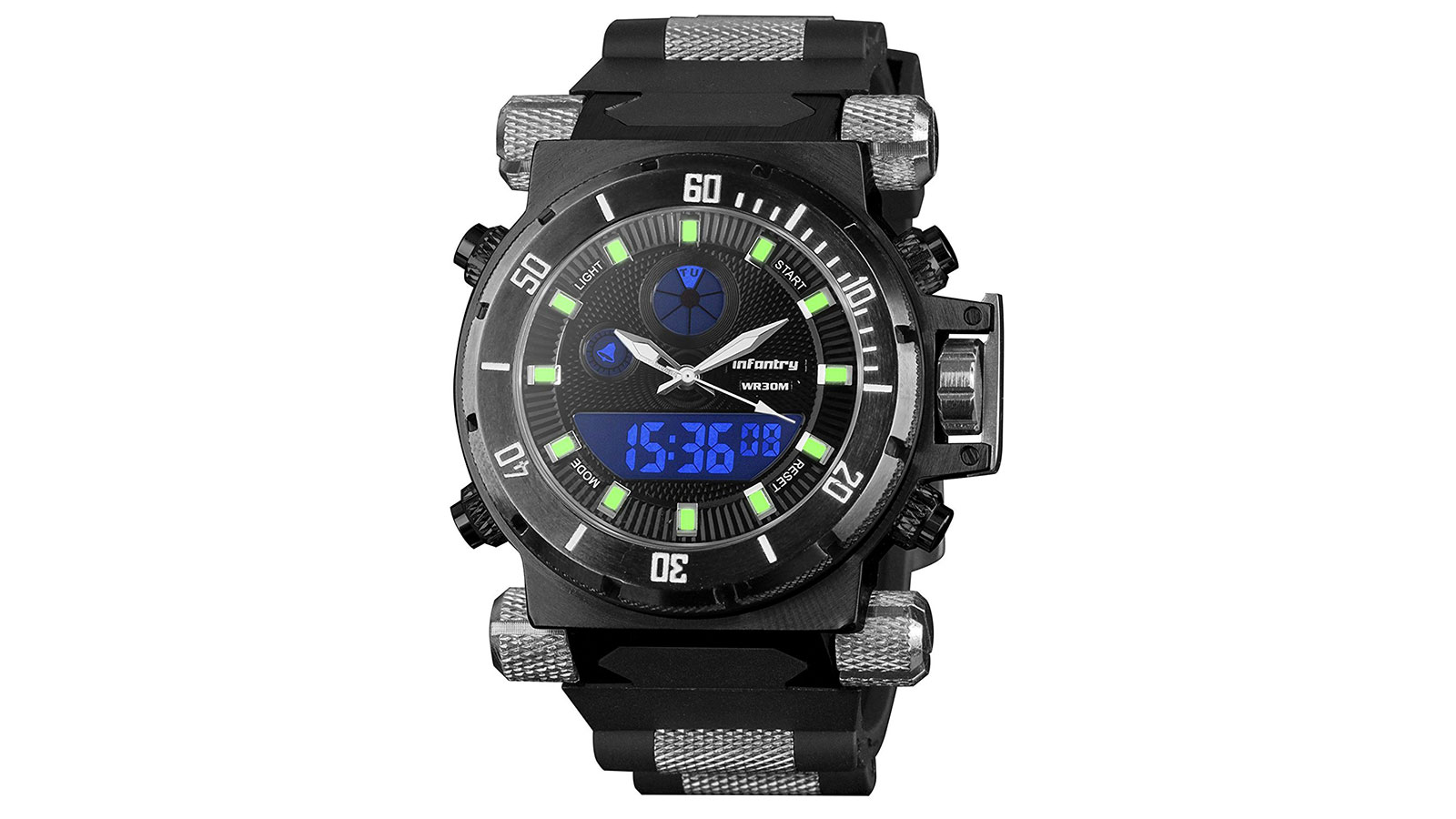Night Vision Infantry Men's Tactical Watch | best tactical watches for men
