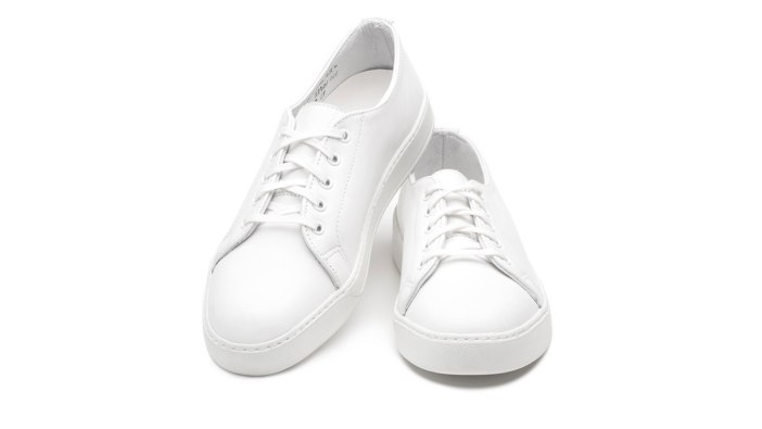 Rancourt Co. Court Classic Low | best mens white sneakers