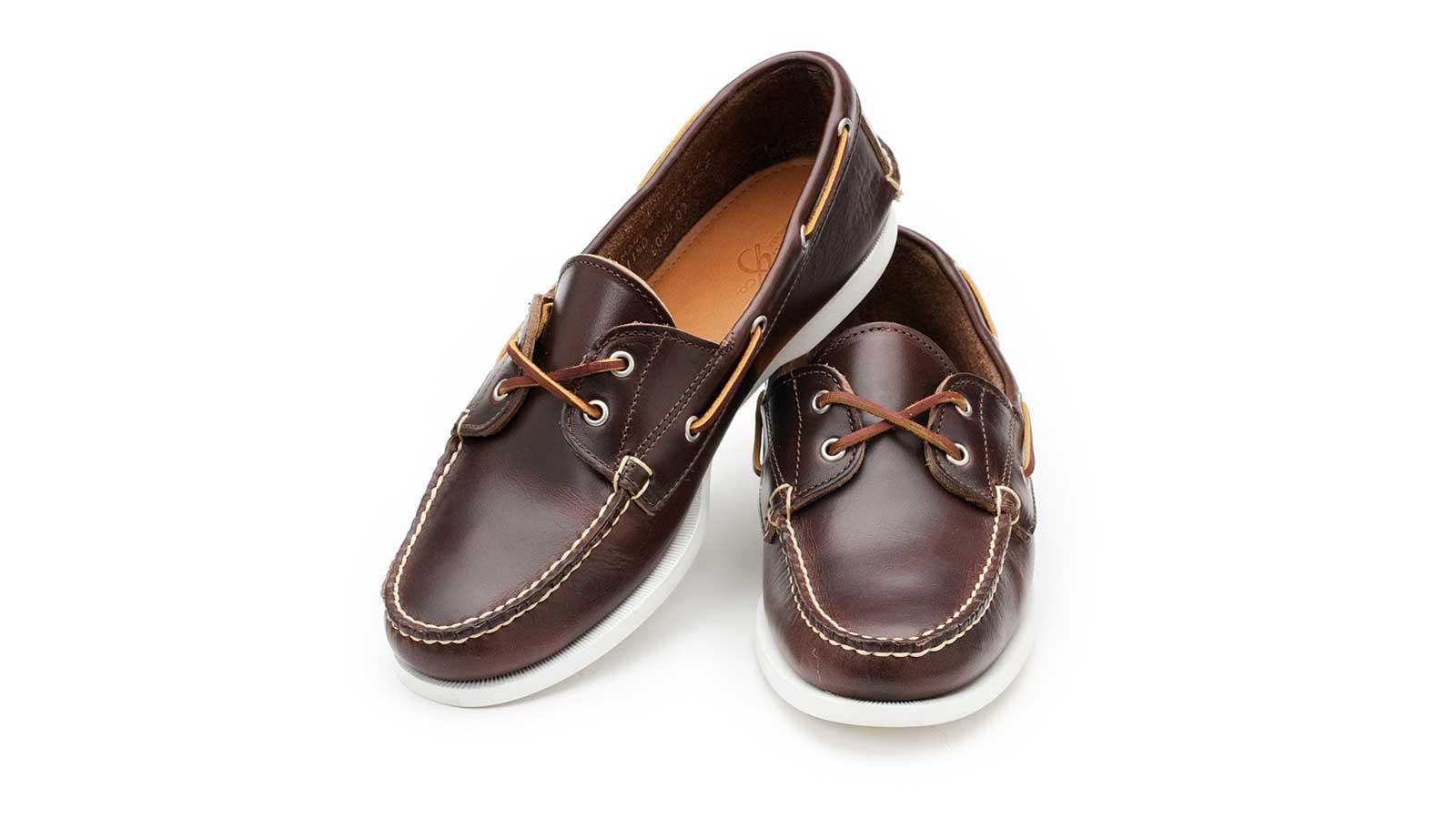 Rancourt & Company Men's Read Boat Shoe | best mens boat shoes