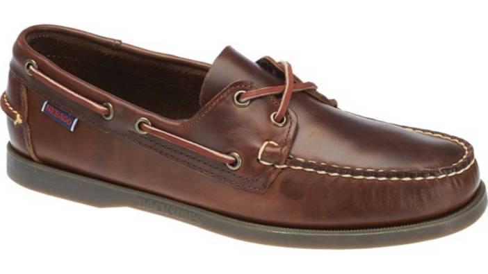 Sebago Handsewn Men's Boat Shoe   best mens boat shoes