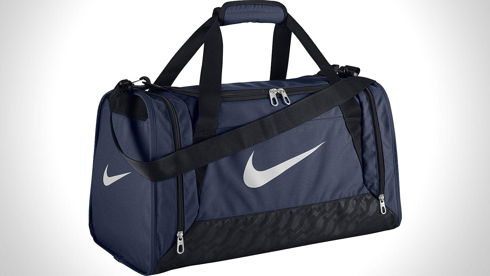 Nike Brasilia 6 Gym Duffel Bag | best mens gym duffle bag