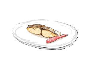 西京味噌がなくてもできる鰆(さわら)の西京焼風