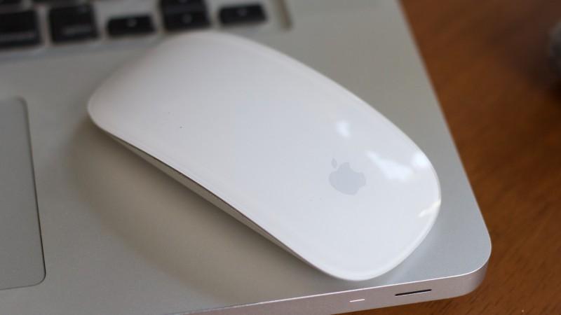 Fix Mac OS X Mouse Acceleration Curve