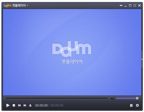Daum PotPlayer Main Window
