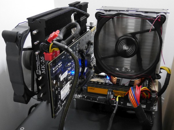 Completely Silent Gaming PC Build (2015): Open Air Edition