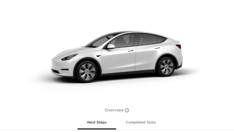 Buying a Tesla: The ordering process and the first 40 days