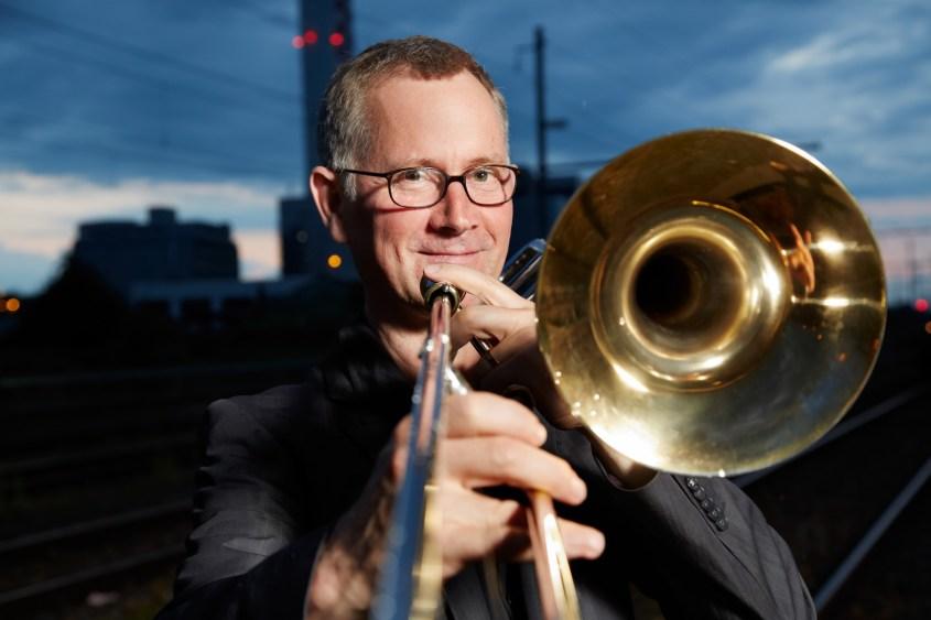 Mike Svoboda, Composer, Performer, Trombonist, Bahnhof St. Johann, 4056 Basel
