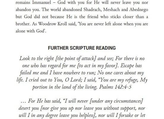 It's About God's Promises Excerpt1