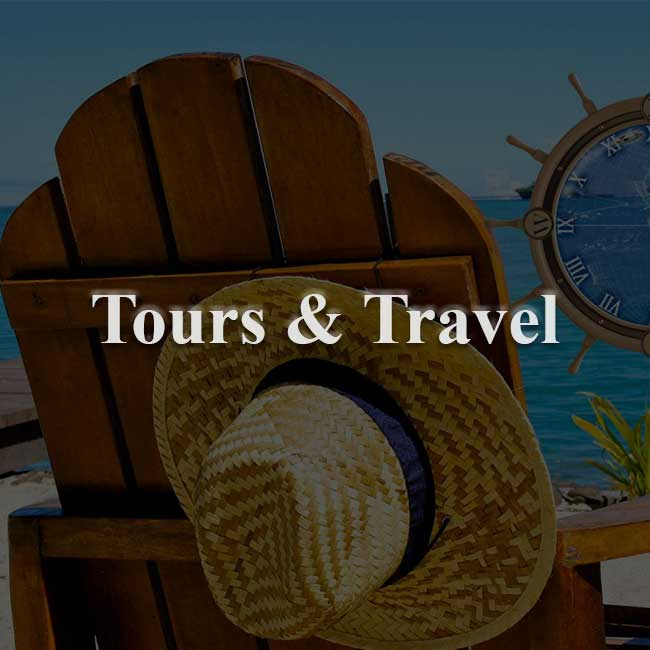 Tours & Travel Website