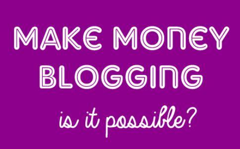 Making Money from blogging in kenya