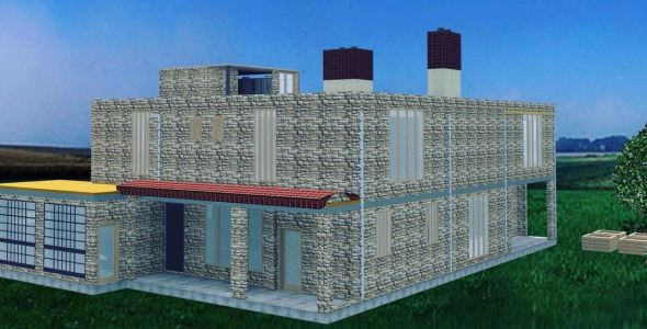 Best Mansion house plan in Kenya (Designed by Certified Structural engineer)