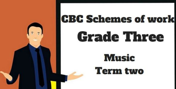 Music term 2, grade three, cbc schemes of work