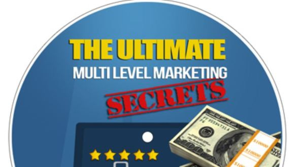 Ultimate Multilevel Marketing Secrets (eBook)