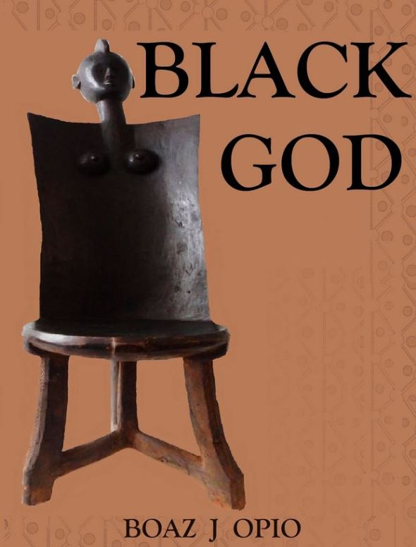 black god by boaz opio, best poem book in kenya