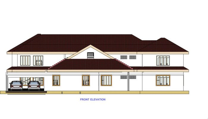 7 bedroom house design in kenya