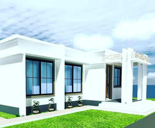 3 Bedroom Superb House Plan