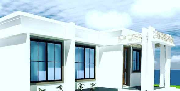 3 Bedroom Superb House Plan