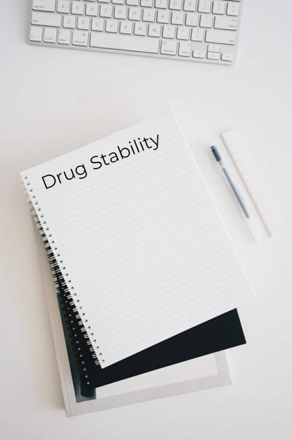 Drug Stability Notes