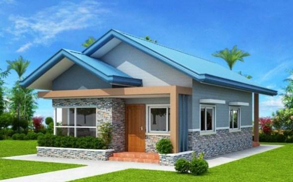 3 bedroom simple house plan