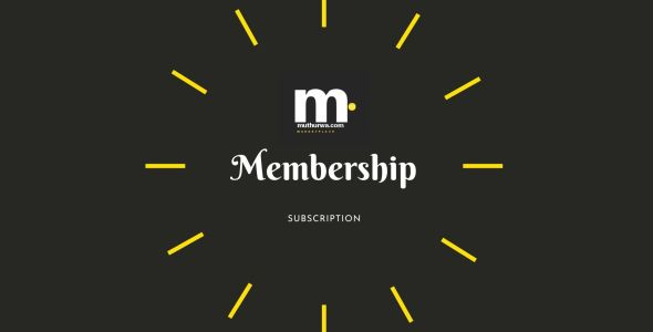 muthurwa membership subscription