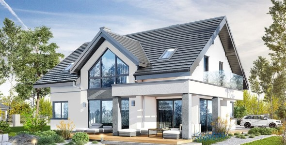 5 Bedroom House Plan