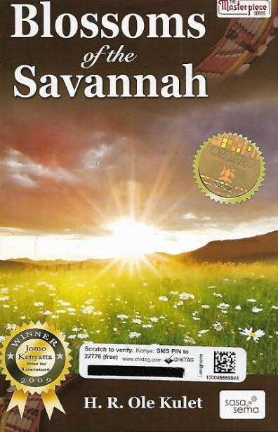 Blossoms of the savannah guide book by Henry Ole Kulet