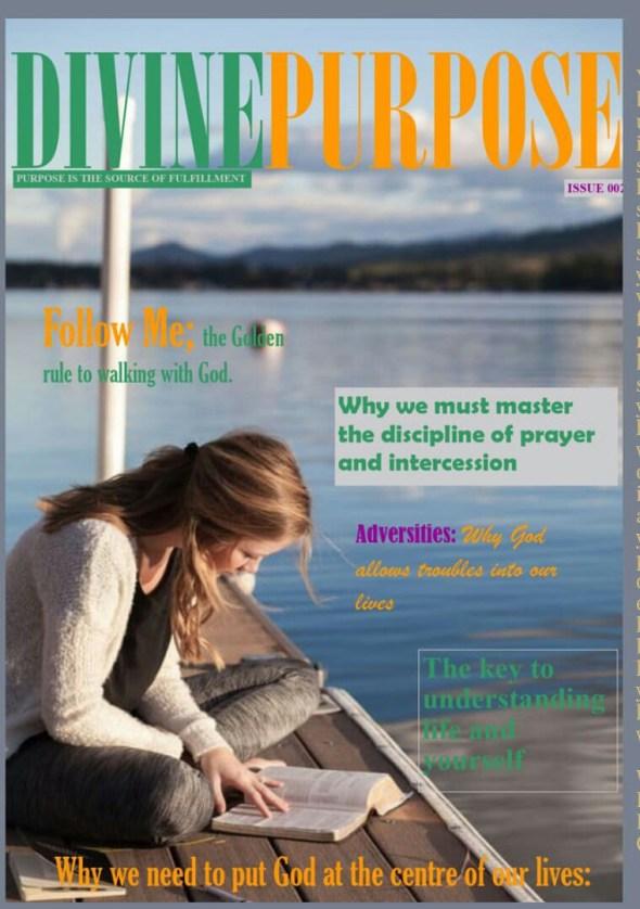 Divine Purpose Magazine 002
