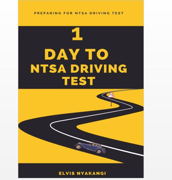 NTSA Driving test preparation questions and tips book