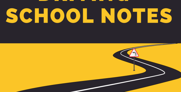 Driving School notes and Preparing for NTSA Theory and Road Test