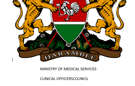 Clinical Officers Council (COC) Exam Past Paper 2011