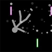 Play game Ragdoll Laser Dodge 2 - Mutilate A Doll 2 game
