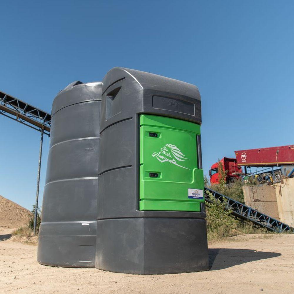 Gázolajkút 9000 liter