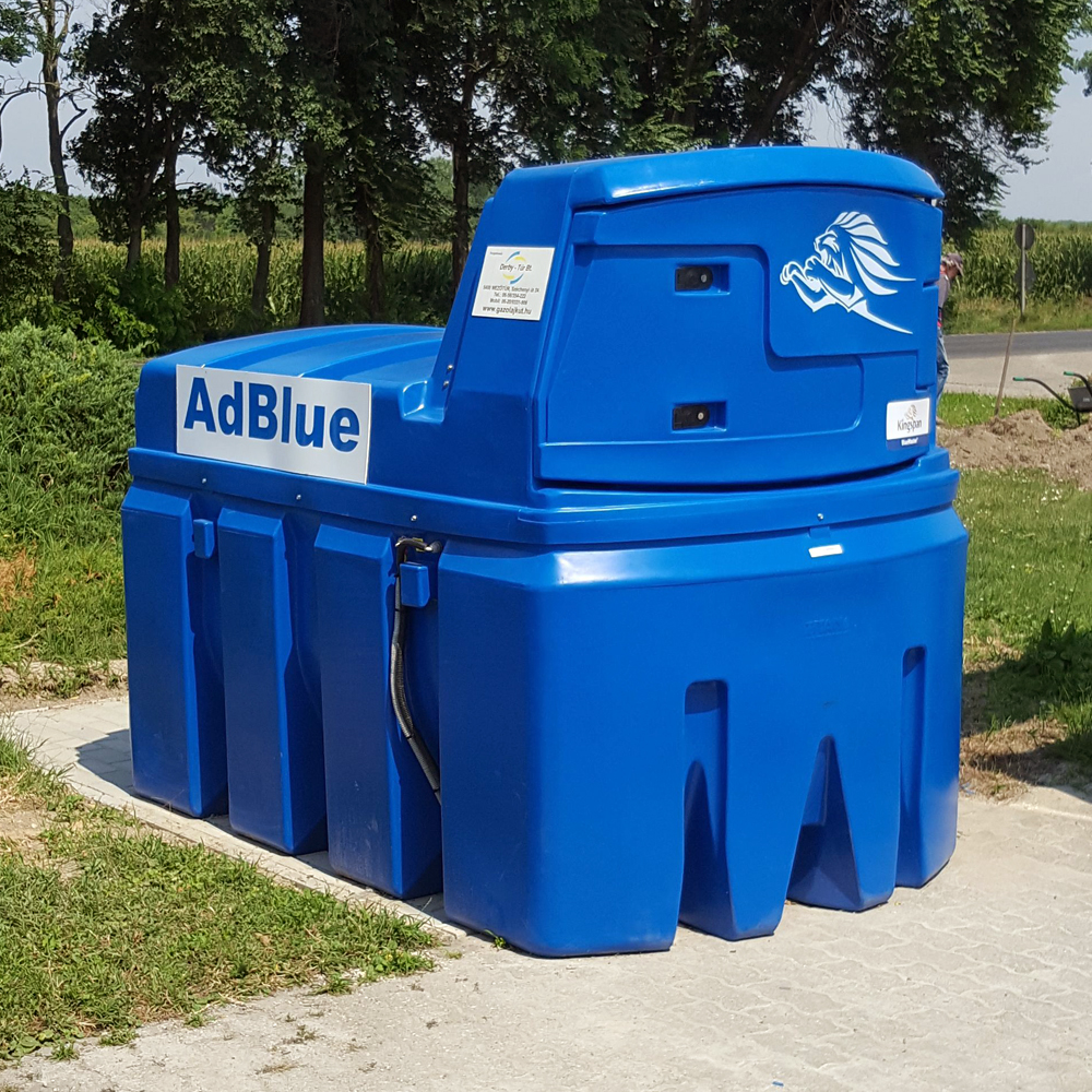 AdBlue tartály