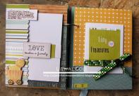 Ralhi Gift: Personalised Albums by Handmade with Love